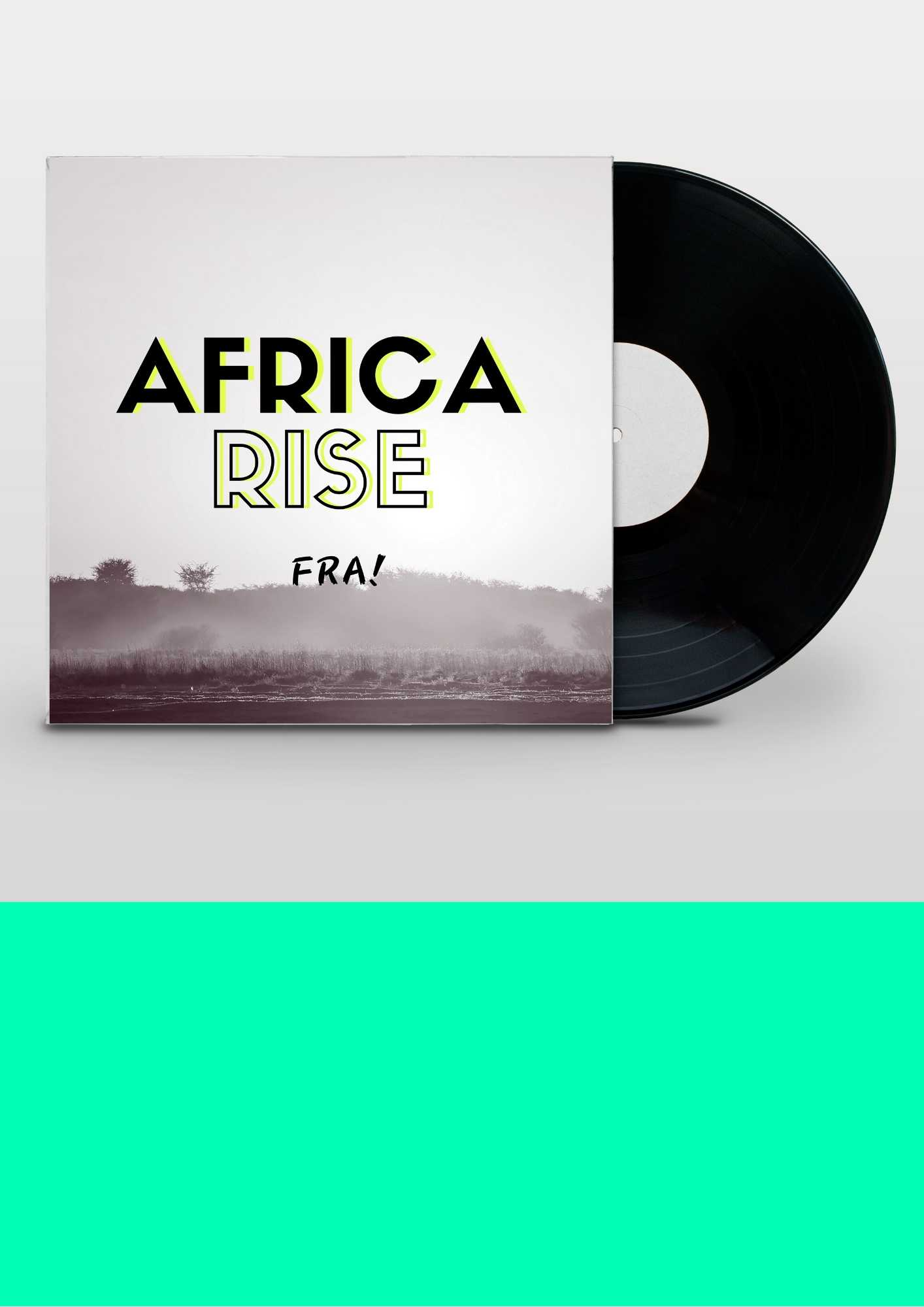 AFRICA RISE by FRA! for #SOULIDARITY